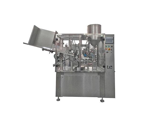 GZ02 Automatic Aluminum Tube Filling and Sealing Machine