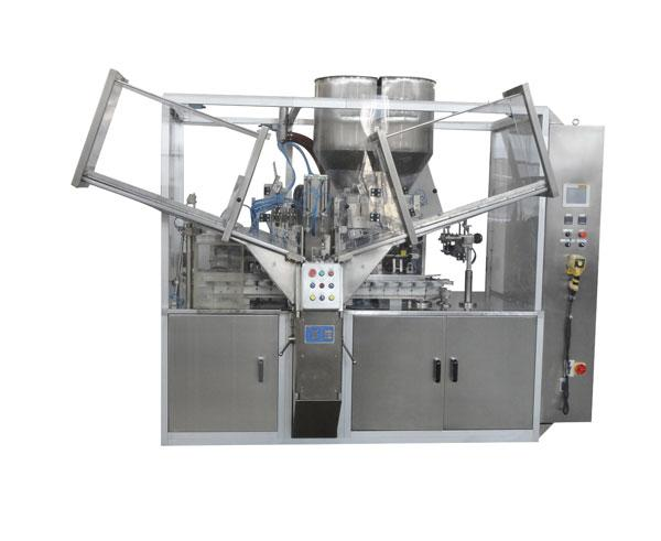 GZ05A Aluminum Tube Filling and Sealing Machine