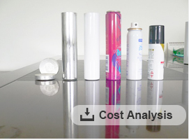 Aluminum aerosol can line project feasibility analysis report