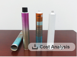 Cost Analysis of production line of Aluminum Collapsible Tube