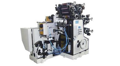Yingrun Supply High Quality 4-Color Printing Machine